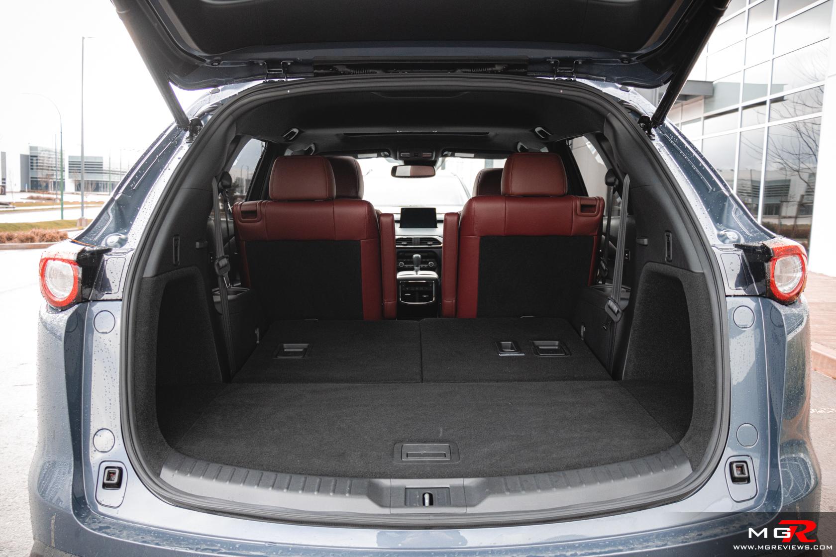 Comparison: 2021 Kia Sorento vs 2021 Mazda CX-9 - M.G.Reviews